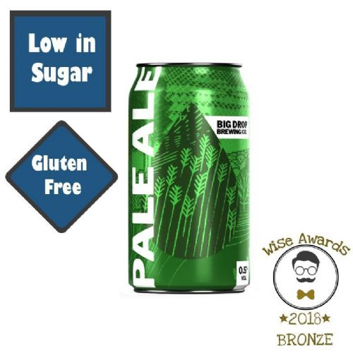 Big Drop Alcohol Free Pale Ale Can (0.5% ABV)